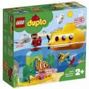 Lego Duplo Aventura De Submarino 10910