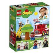 Lego Duplo Caminhão dos Bombeiros 10901