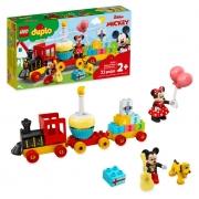 Lego Duplo O Trem de Aniversário do Mickey e da Minnie - Lego 10941