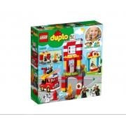 Lego Duplo Quartel dos Bombeiros - Lego 10903