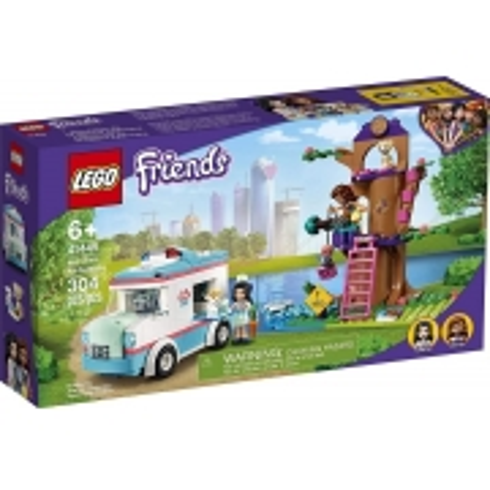 Lego Friends Ambulância da Clínica Veterinária - Lego 41445