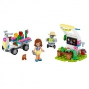 Lego Friends O jardim de flores da Olivia  - Lego 41425