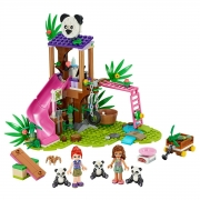 Lego Friends Panda Jungle Tree House - Lego 41422