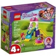 Lego Friends Playground para Cachorrinhos 57 Peças - 41396