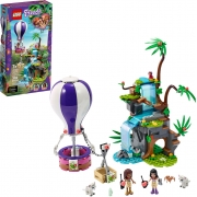 Lego Friends Tiger Hot Air Balloon Jungle Rescue - Lego 41423