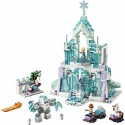 Lego Frozen 2 Palácio de Gelo Mágico da Elsa - Lego 43172
