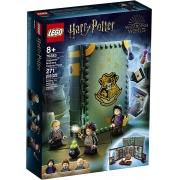 Lego Harry Potter Momento Hogwarts Aula de Poções - Lego 76383