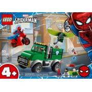 Lego Homem Aranha O Assalto ao Caminhoneiro Vulture - 76147