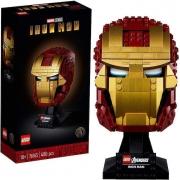 Lego Marvel Studios Capacete do Homem de Ferro - Lego 76165