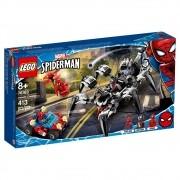 Lego Marvel Super Heróis Venom Aranha - Lego 76163