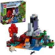 Lego Minecraft O Portal em Ruinas - Lego 21172