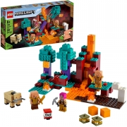 Lego Minecraft The Warped Forest - Lego 21168