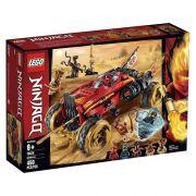 Lego Ninjago  4x4 Catana 70675