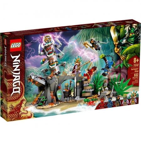 Lego Ninjago Aldeia dos Guardiões - Lego 71747