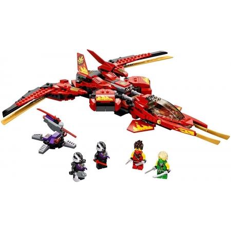 Lego  Ninjago Lutador Ka - Lego 71704