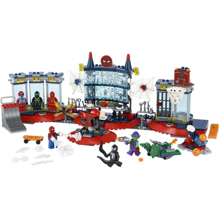 Lego Spider-Man Attack on the Lair - Lego 76175