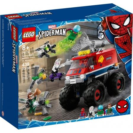 Lego SpiderMan Caminhão Gigante de Homem-Aranha vs Mysterio - Lego 76174