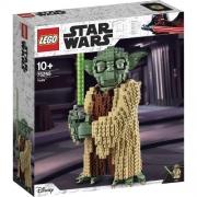Lego Star Wars Figura Mestre Yoda Gigante 75255