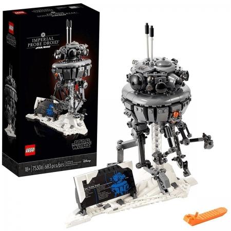 Lego Star Wars Imperial Probe Droid - Lego 75306