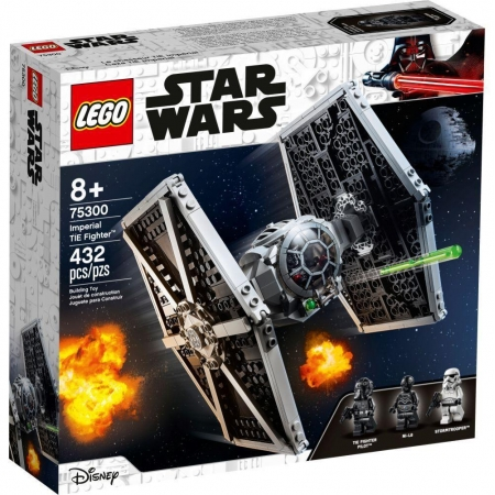 Lego Star Wars Imperial TIE Fighter - Lego 75300