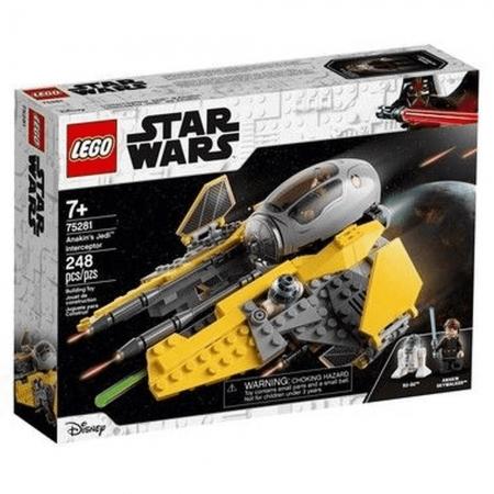 Lego Star Wars Interceptor Jedi De Anakin - Lego 75281