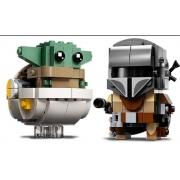 Lego Star Wars O Mandaloriano e a Criança - Lego 75317
