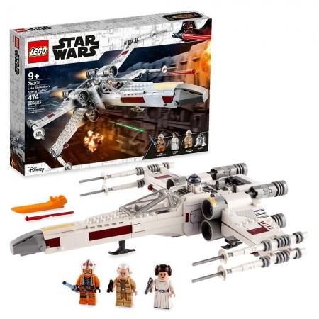 Lego Star Wars O X-Wing Fighter de Luke Skywalker - Lego 75301