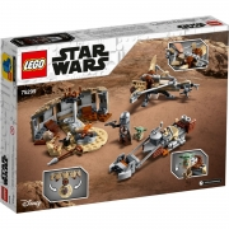 Lego Star Wars Problemas em Tatooine - Lego 75299
