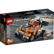 Lego Technic Veiculo Caminhao de Corrida com 227 Peças - 42104