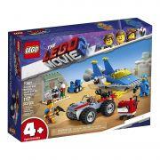 Lego The Lego Movie 2 Workshop de Emmet e Benny 70821