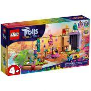 Lego Trolls A Aventura de Jangada no Pantano Isolado - 41253