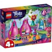 Lego Trolls Blocos de Montar O Pod de Poppy 103 Peças- 41251