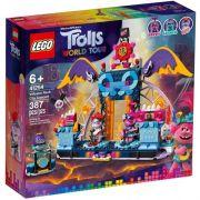 Lego Trolls Concerto Vulcao Rock City com 387 Peças - 41254