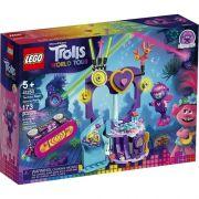 Lego Trolls Festa de Dança Techno no Recife 173 Peças - 41250