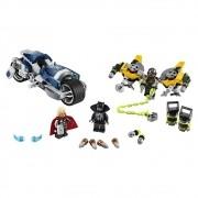 Lego Vingadores Ataque Da Speeder Bike - Lego 76142