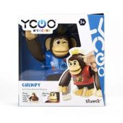 Macaco Interativo Chimpy Silverlit Ycoo Azul 3300 - Candide
