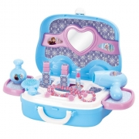 Maleta Kit de Beleza com Acessórios Frozen - Fun F00578