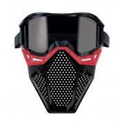 Máscara de Proteção Nerf Rival Vermelha - Hasbro B1590