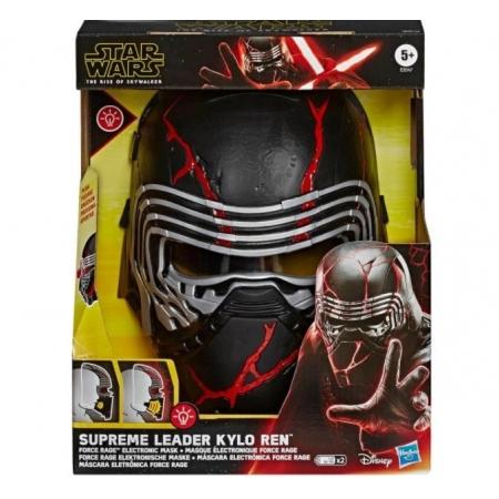 Máscara Eletrônica Star Wars Kylo Ren - Hasbro E5547