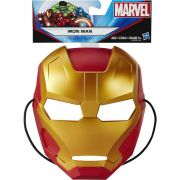Máscara Marvel Avengers Iron Man B1801 Hasbro