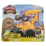 Massa de Modelar Play-Doh Wheels Escavadeira - Hasbro E9226