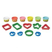Massinha Play Doh Formas E8534 - Hasbro