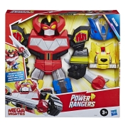 Mega Mighties Power Rangers Ultra Megazord - Hasbro E6361