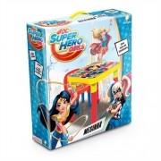 Mesa com Cadeira Infantil DC Super Hero Girls - Monte Libano WB9735