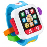 Meu Primeiro Smartwatch Fisher Price - Mattel GMM55
