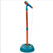Microfone com Pedestal Power Rockers - Fun F00054