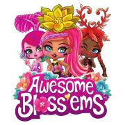 Mini Boneca Surpresa Awesome Bloss'Ems Dolls 2140 Sunny