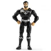 Mini Figura Articulada DC Comics Liga da Justiça Superman Preto  - Sunny 2189