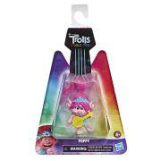 Mini Figura com Acessórios DreamWorks Trolls World Tour Poppy Hasbro E6568