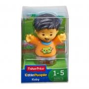 Mini Figura Little People Eddie Koby - Fisher-Price DVP63